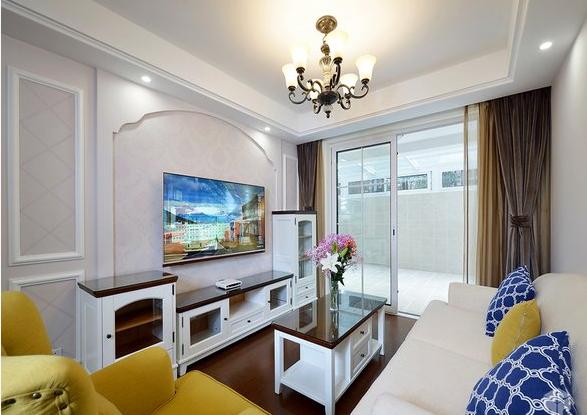 3房2厅简美风格,完美的空间布局